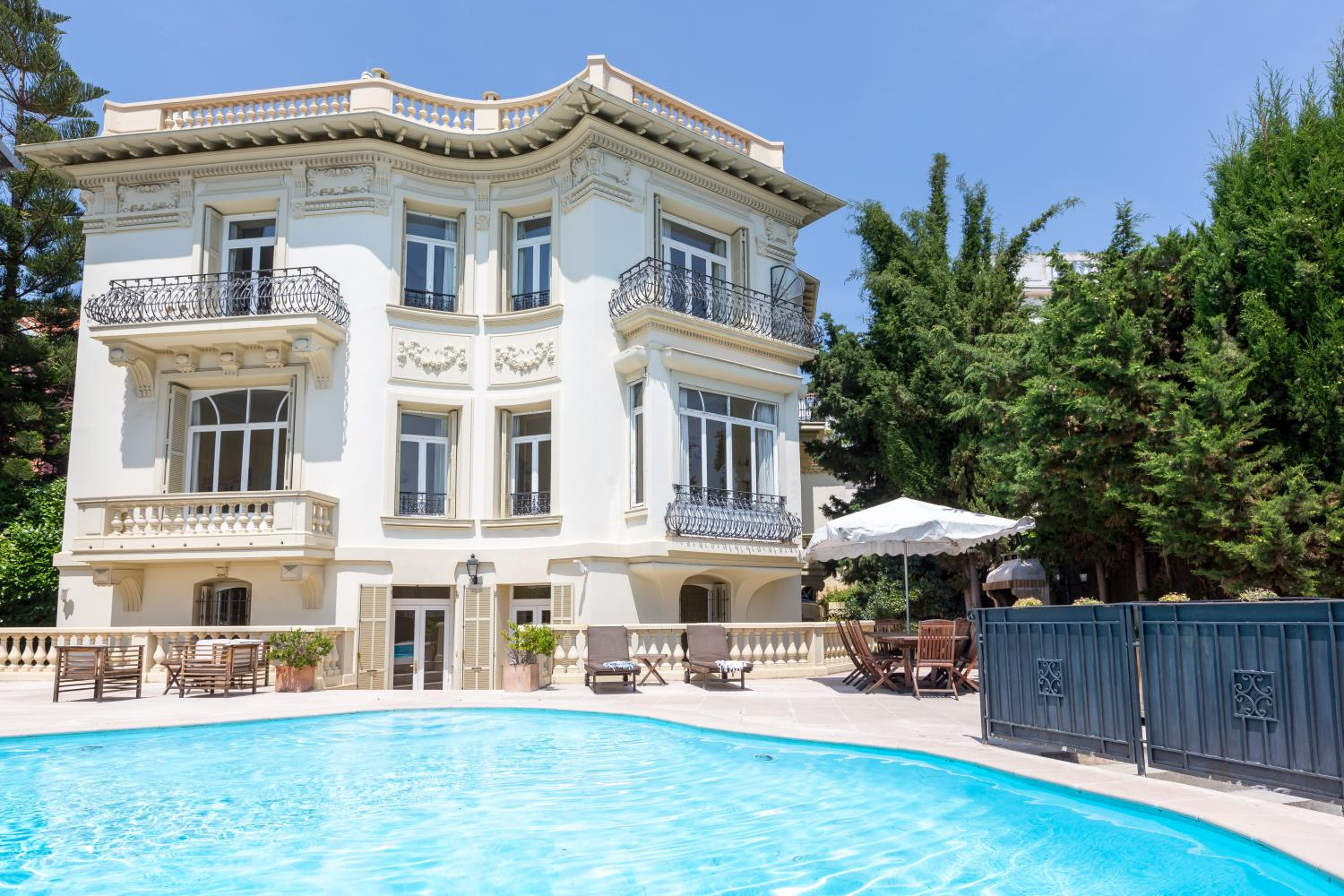 Villa Gracieuse | Villefranche Luxury