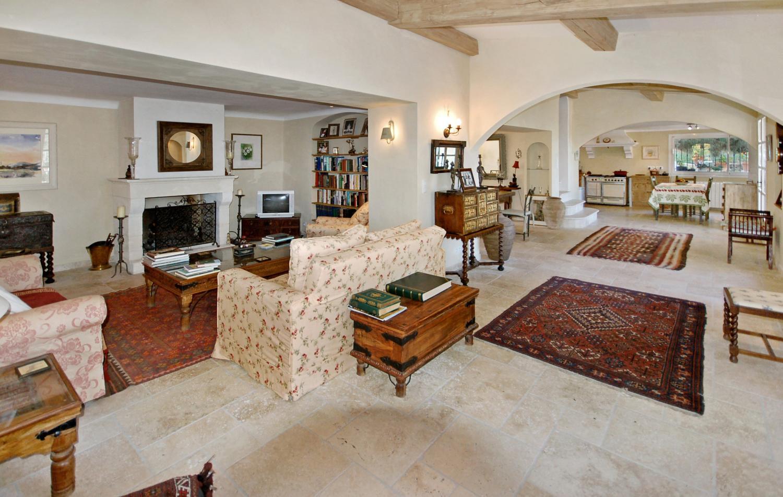 Living Area , La Sagesse, Flayosc, Var, Provence.