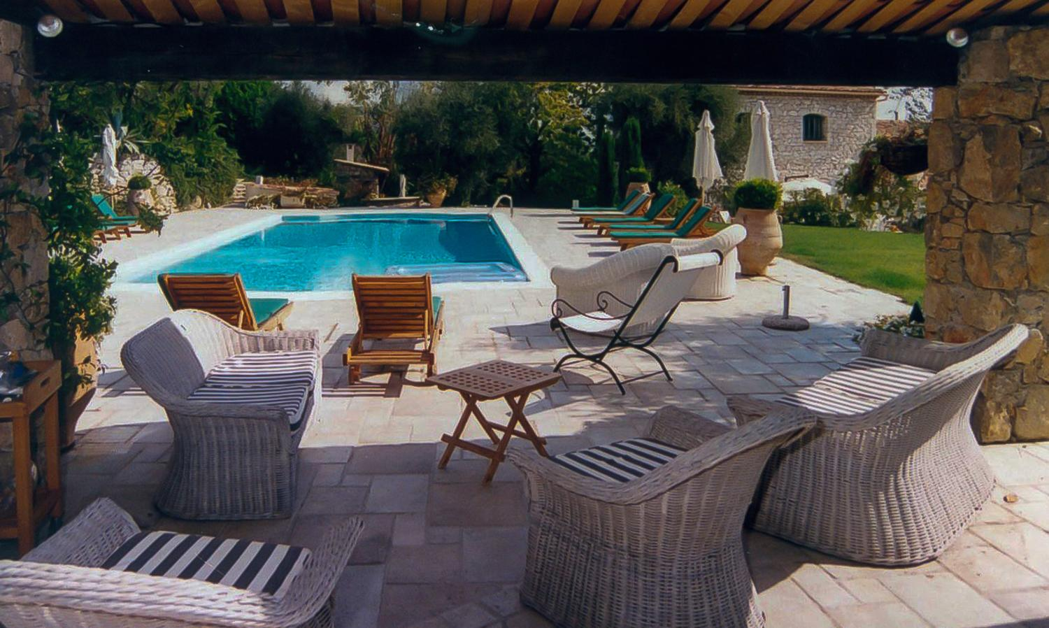 Villa near Vence with private pool