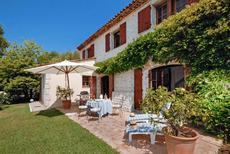 valbonne luxury villa