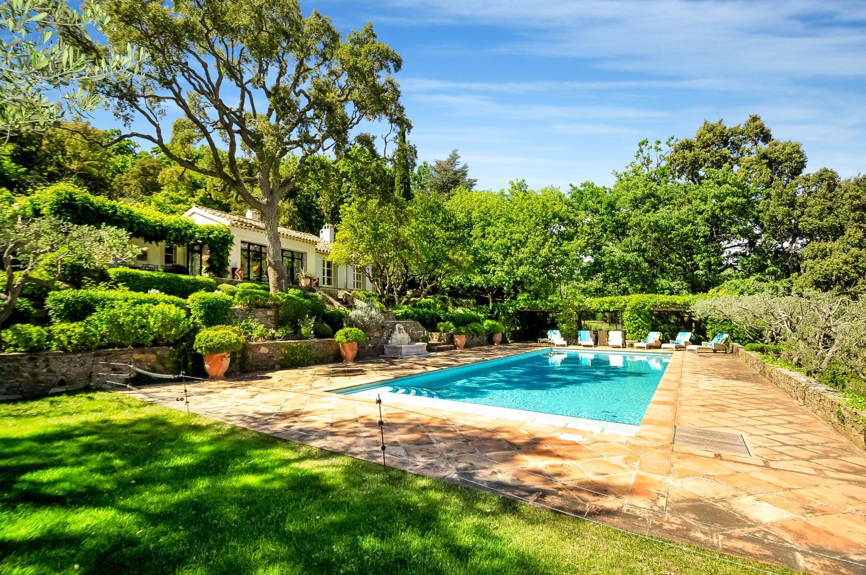 Outdoor Pool, Domaine des Chataigniers, La Garde-Freinet, St Tropez Var.