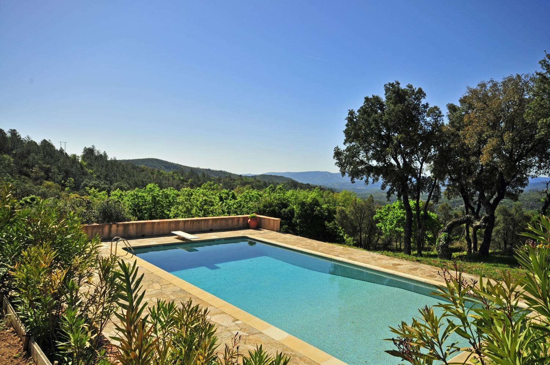 Outdoor Pool 1, La Biche au Bois, La Garde-Freinet, St Tropez Var.