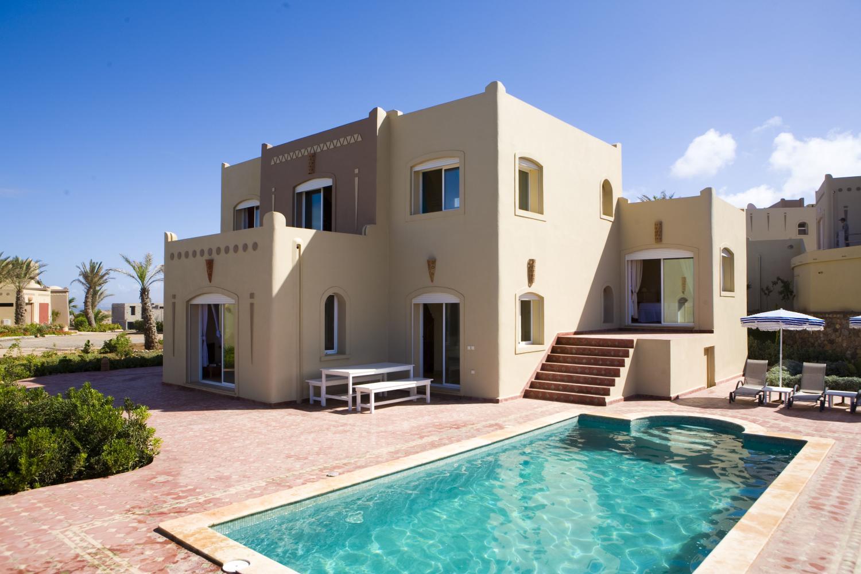 Morocco Aglou beach villa holiday