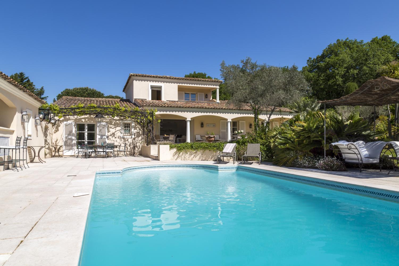 St Tropez Var Villa rental