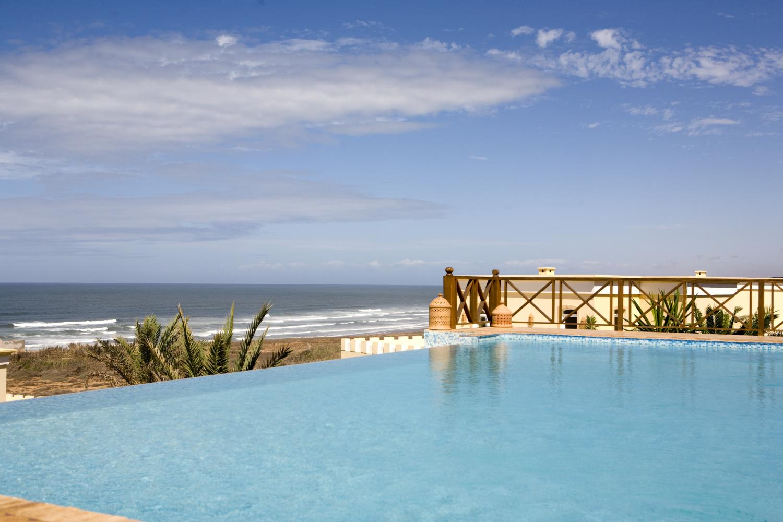Outdoor Pool 1, Dar Zidana, Agadir, Aglou Plage.
