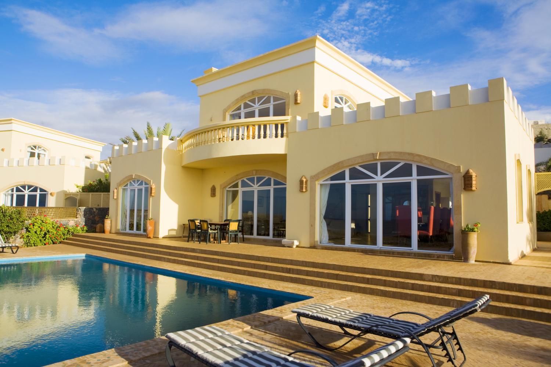 Villa Exterior, Dar Takama, Agadir, Aglou Plage.