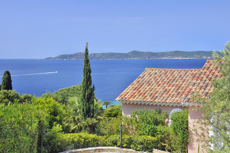 View 2, La Grande Baie, Cavaliere, St Tropez Var.
