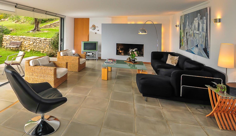 Living Room, Le Cerf Volant, Cote D'azur, Puglia.