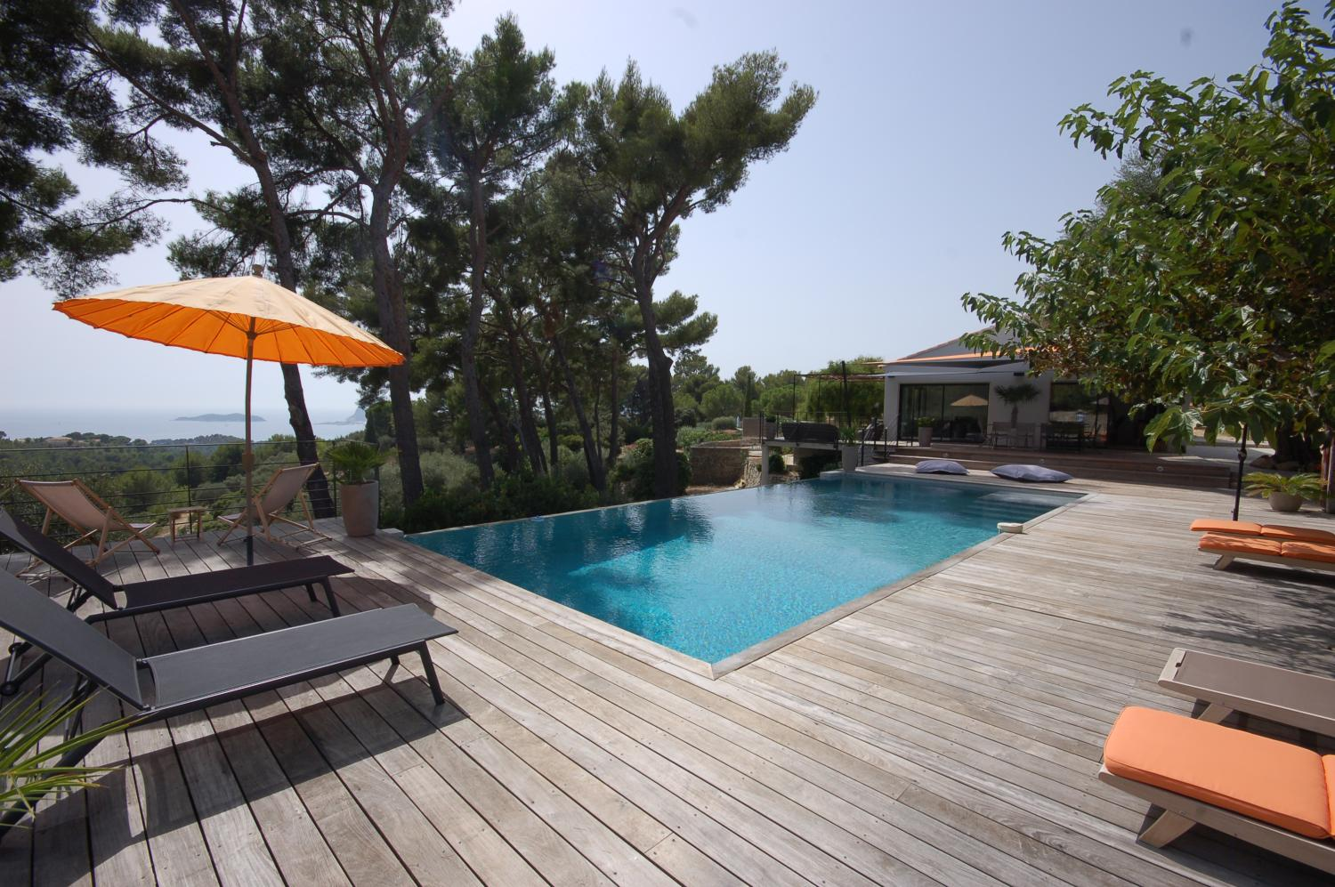 French Riviera holiday villa rental