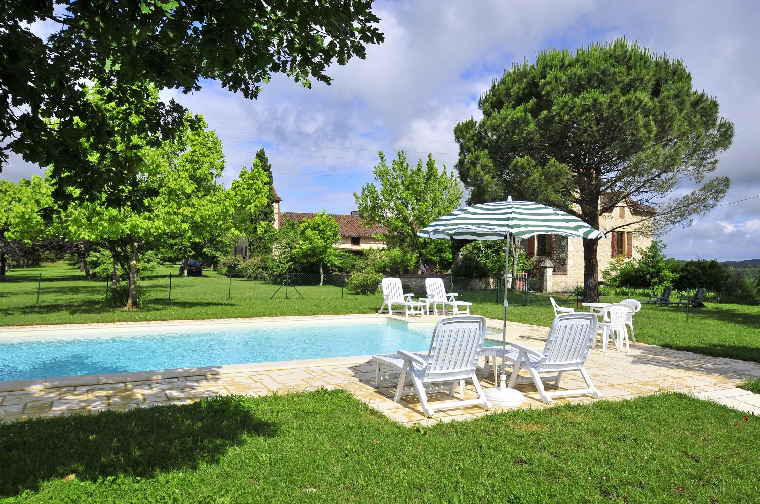 rental house in south west France Sleeps 12