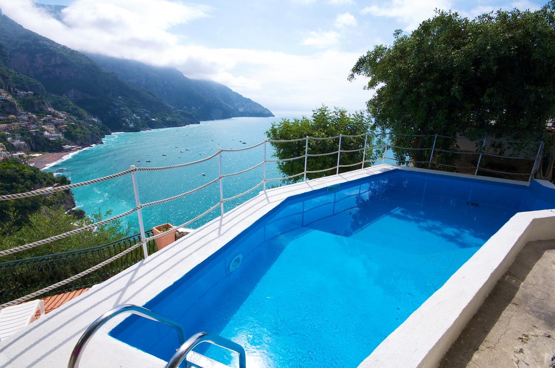 beach Exclusive villa Positano