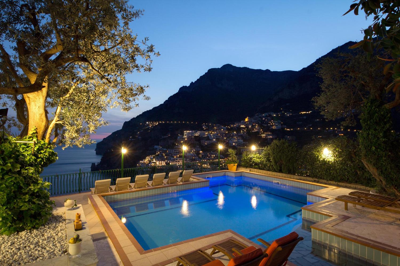 Pool 1 , La Scogliera, Positano, Amalfi Coast Campania.
