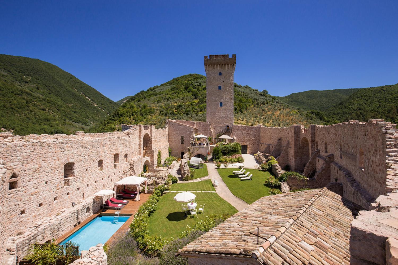 Foligno luxury villa