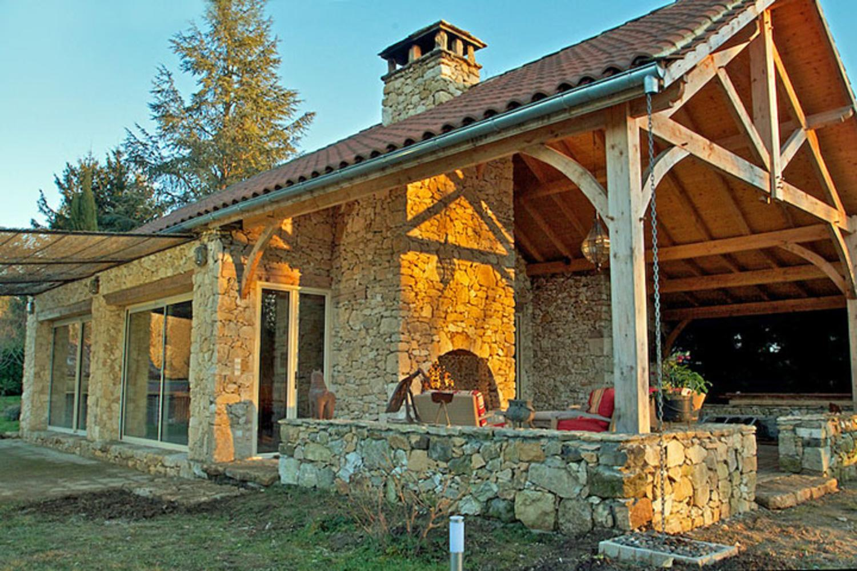 Cottage luxury river Dordogne rental