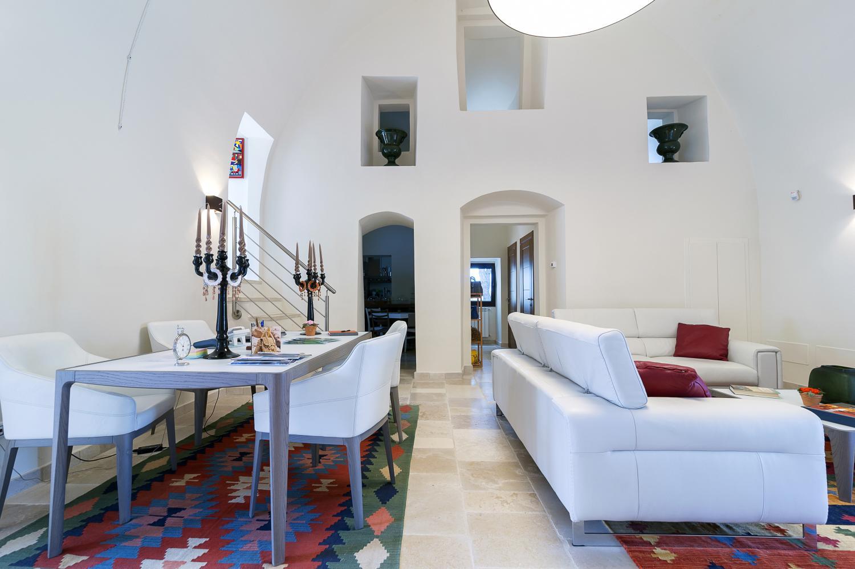 Lounge, Idomenea, Gallipoli, Puglia.