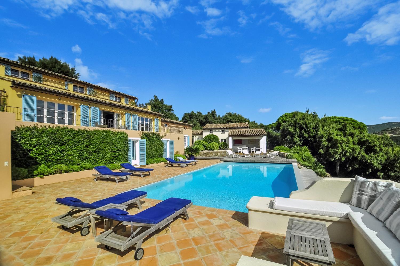 Pool 1, La Radieuse, Grimaud, St Tropez Var.
