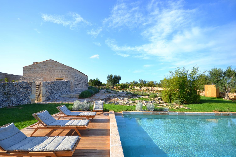 Puglia elegant farmhouse near Otranto