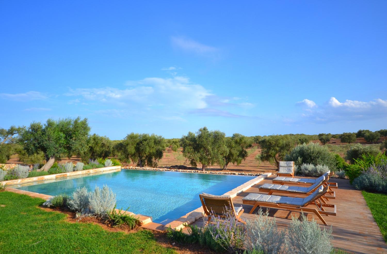 Otranto luxury farmhouse near the sea