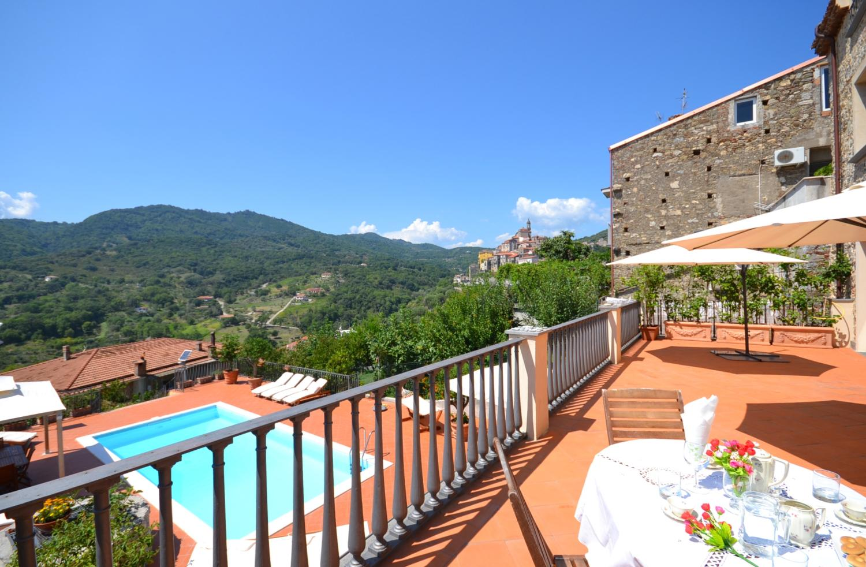 Terrace Views, La Livunati, Vibonati, Cilento Coast, Amalfi Coast Campania.