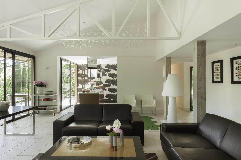 Living Room, Citrouille, Pernes Les Fontaines, Provence.