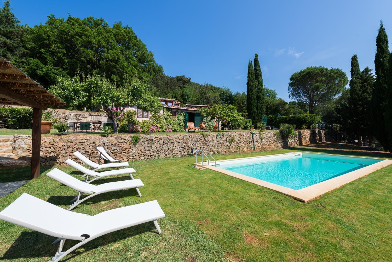 Argentario family holiday villa rental