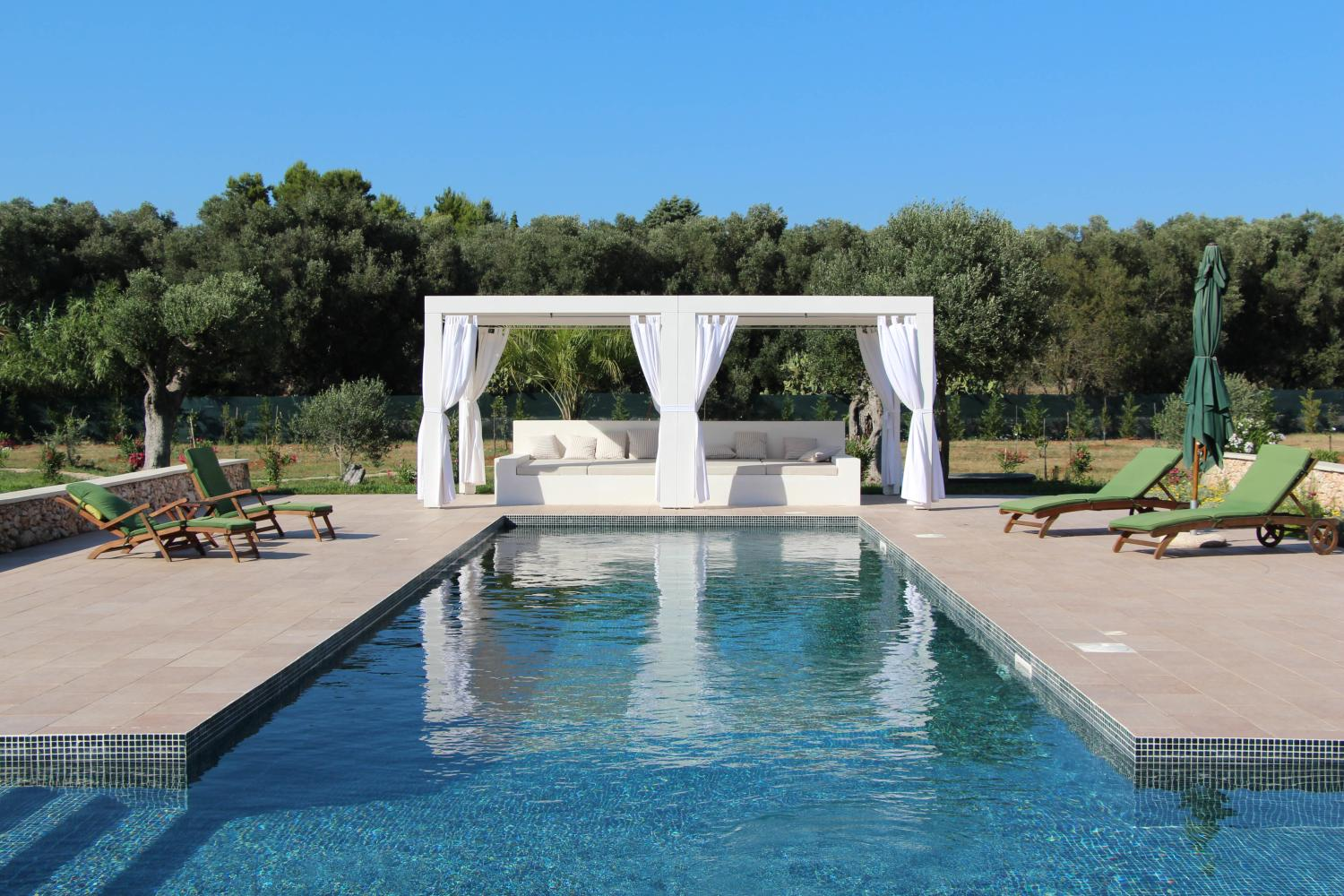 Exclusive Apulian farmhouse with pooll
