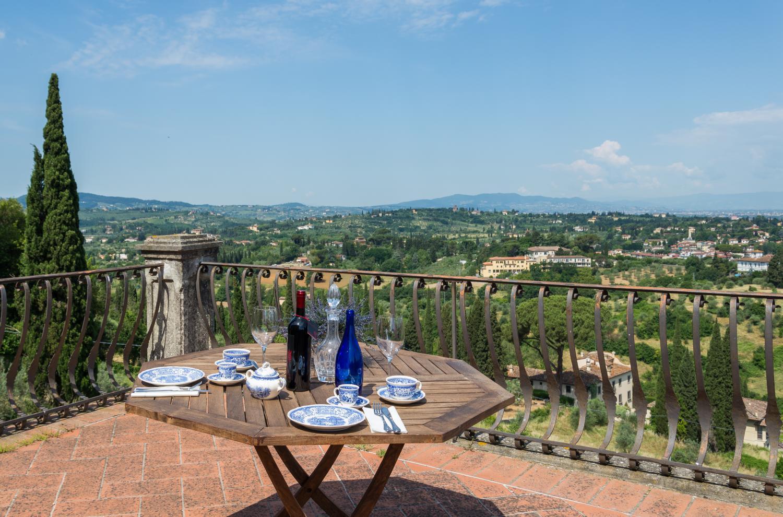 luxury villa rental in Florence