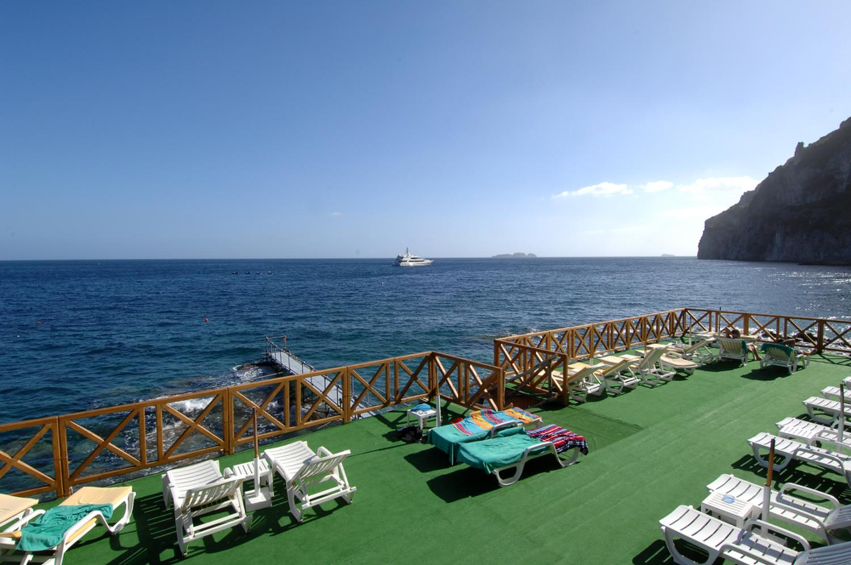 Beach Facilities, Il Pellicano, Positano, Amalfi Coast Campania.