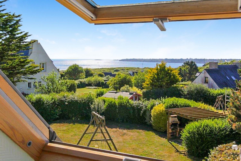 Villa Views, Katell, Moelan-sur-mer, Brittany.