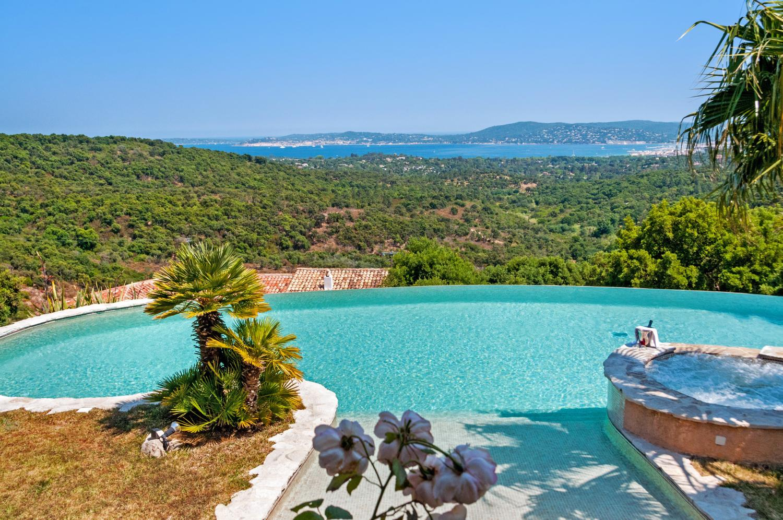 Outdoor Pool 2, La Colonnade, Grimaud, St Tropez Var.