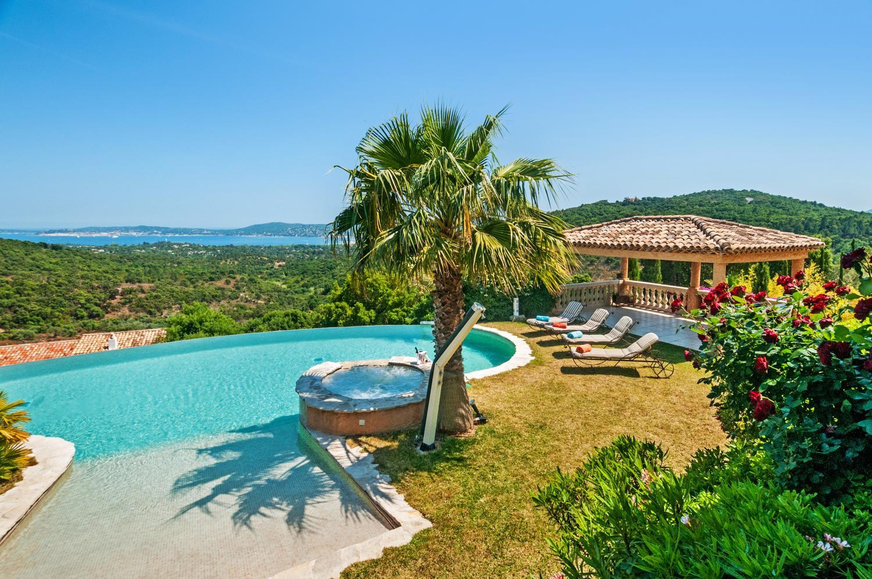 Outdoor Pool 1, La Colonnade, Grimaud, St Tropez Var.