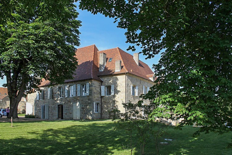 Villa Exterior, La Dame du Causse, Figeac, South West France.