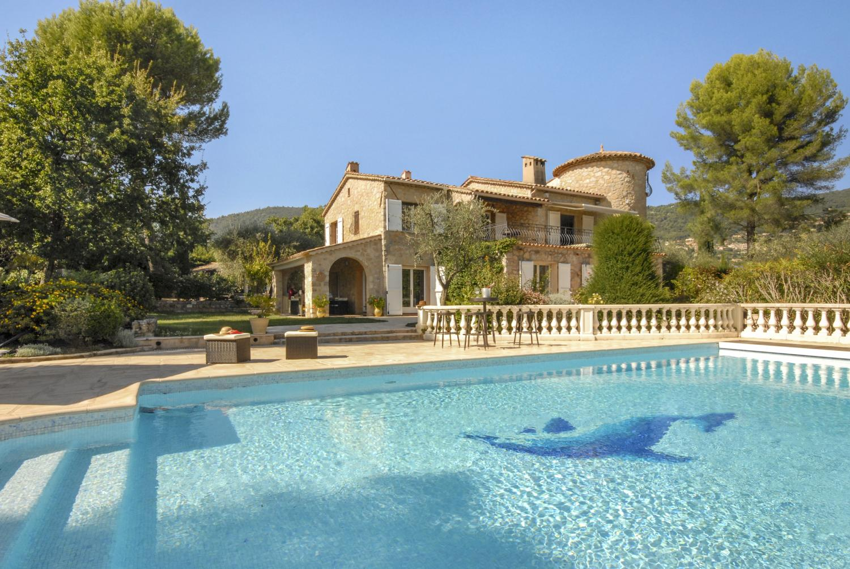 Villa des Dauphins   Private Pool   Peymeinade   QV