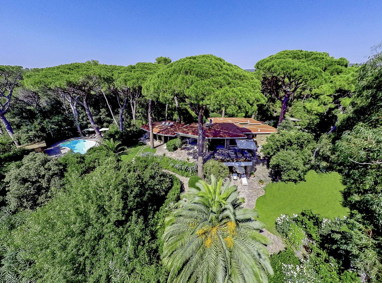villa Pineta d'Argento Maremma coast