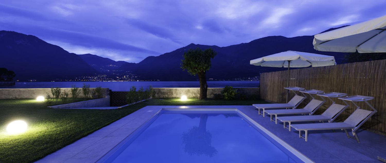 Lake Como villa rental