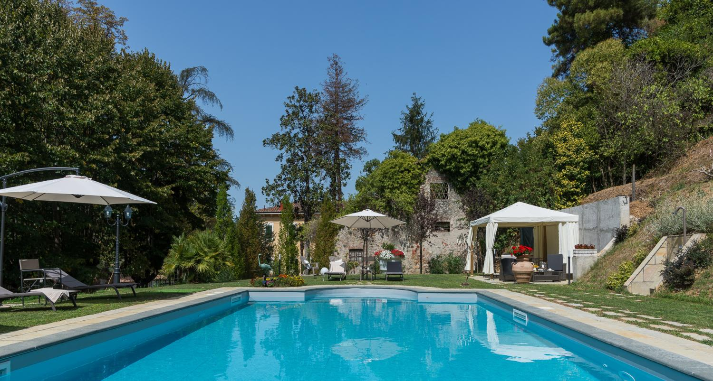 swimming pool, vallechiara, Tuscany, Vorno