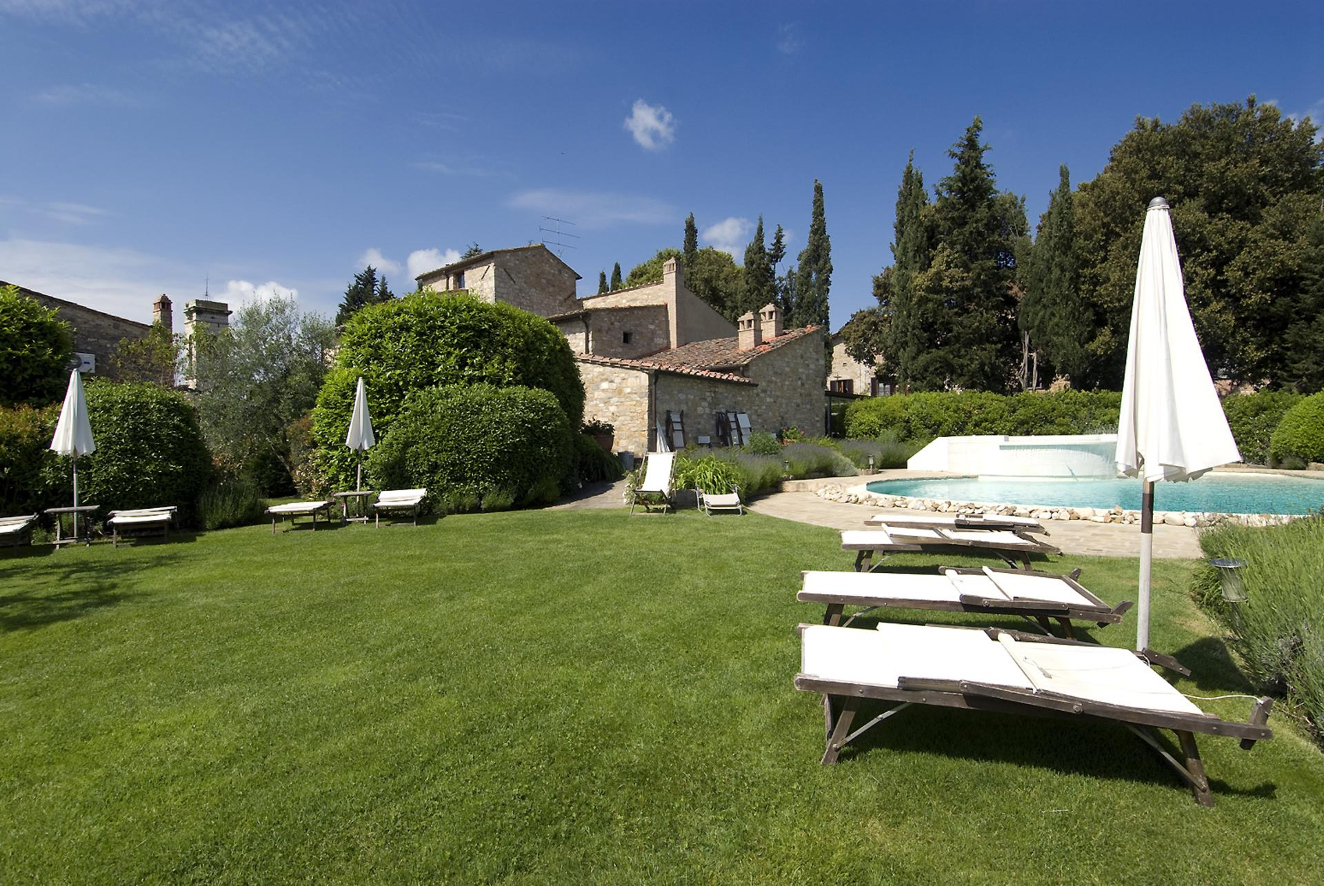 apartment Tuscany rental