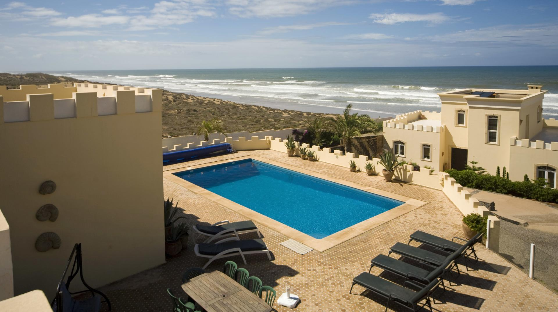 Outdoor Pool 3, Dar l'Oussia, Agadir, Aglou Plage.