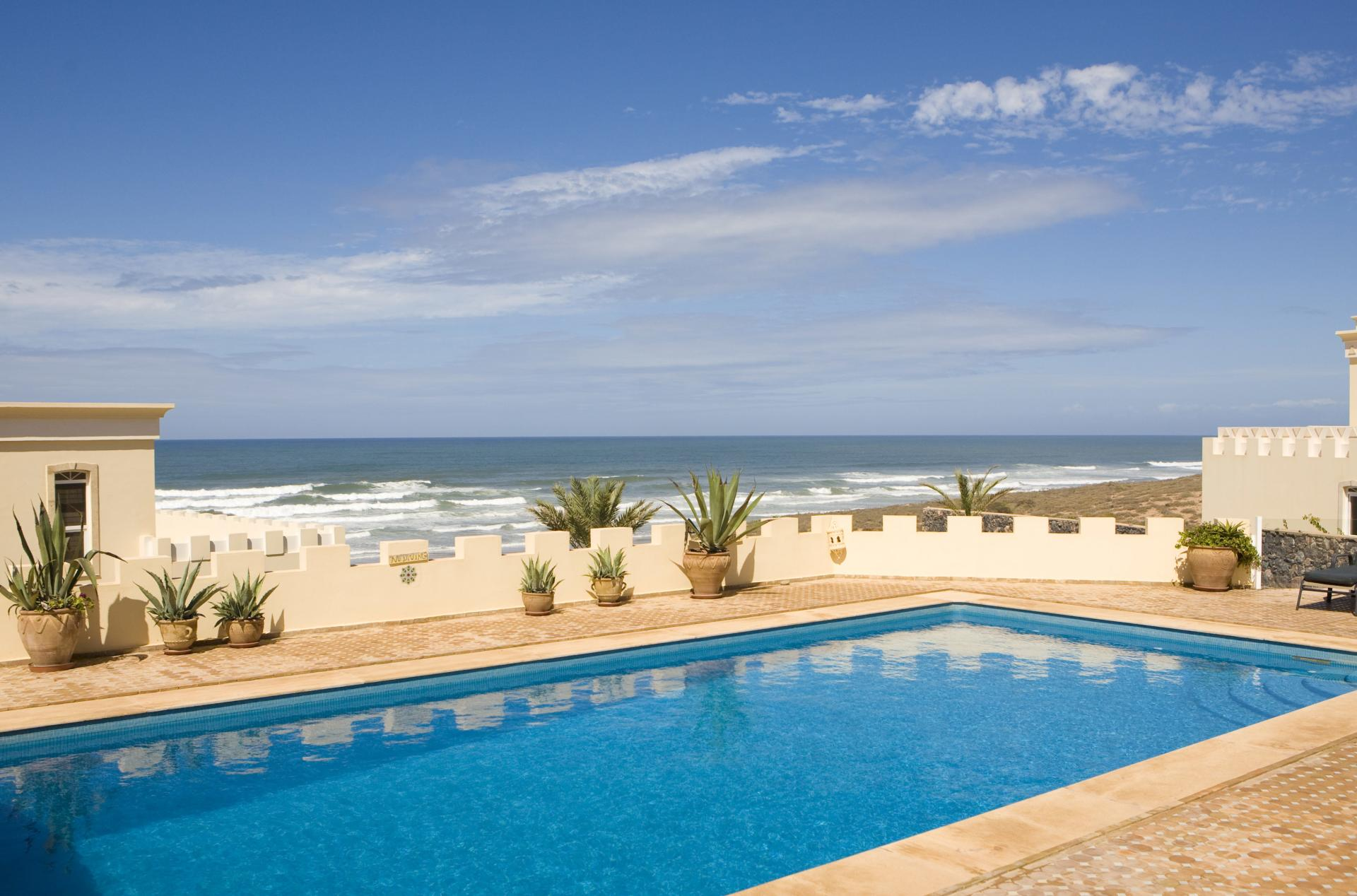 Outdoor Pool 1, Dar l'Oussia, Agadir, Aglou Plage.
