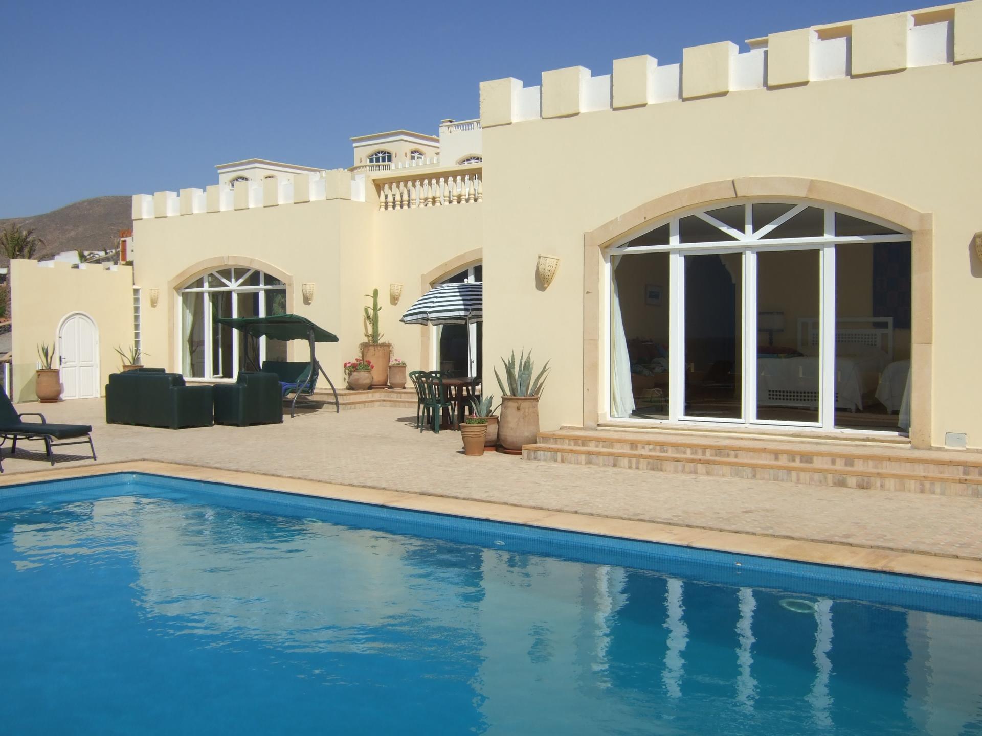 Outdoor Pool 2, Dar l'Oussia, Agadir, Aglou Plage.