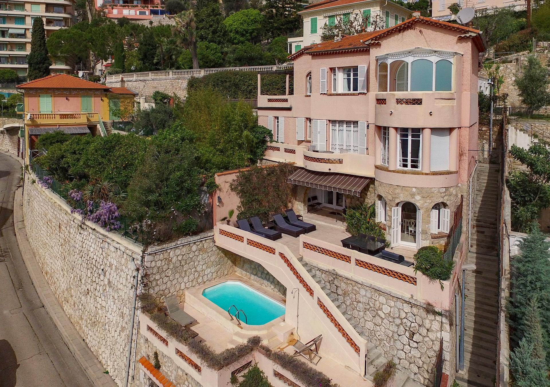 Villa Majestic Villefranche sur mer Cote D azur