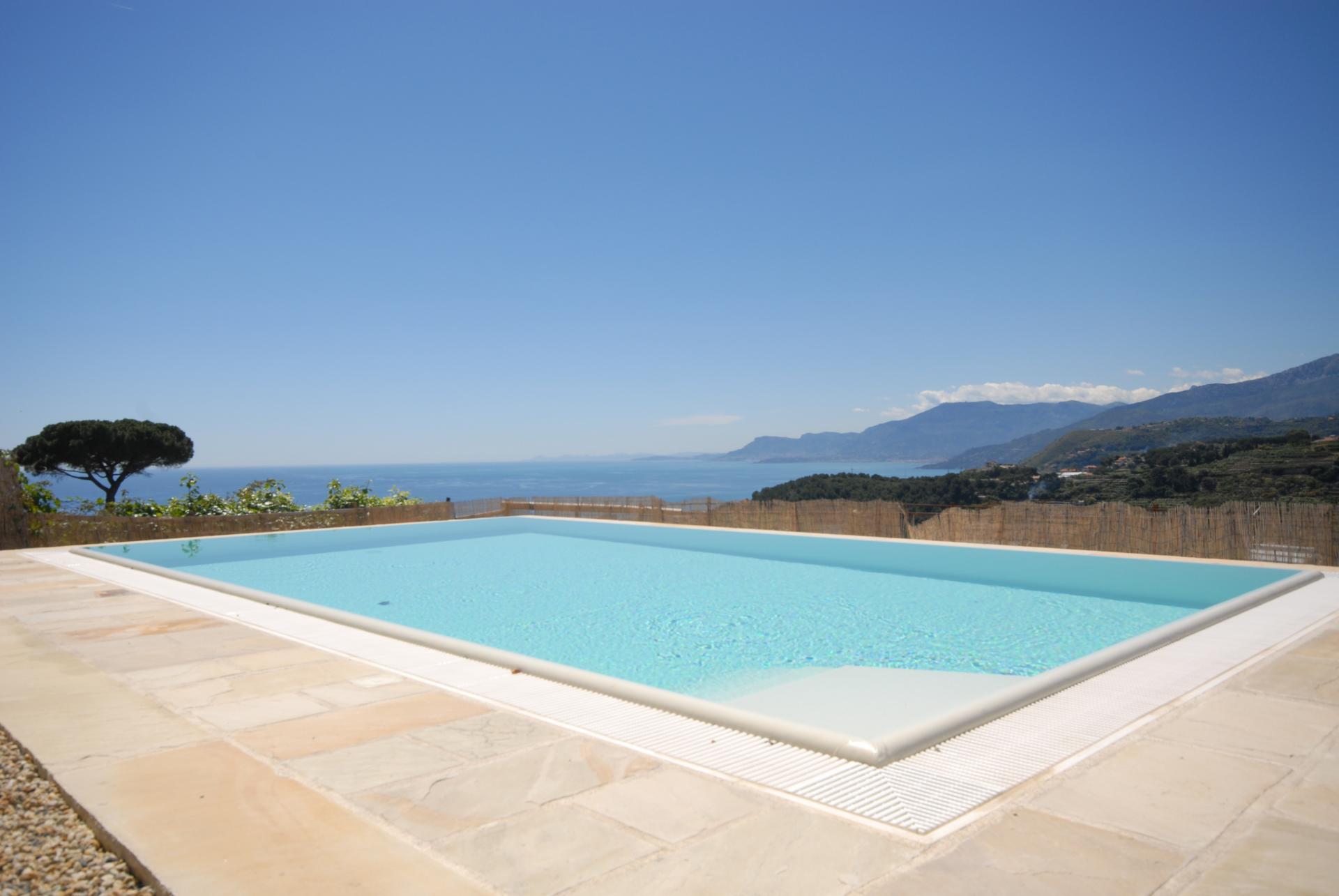Villa Claudio Bordighera Liguria