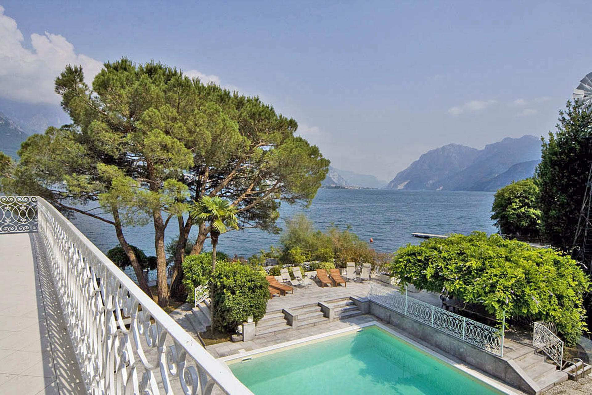 Villa Views, Dama del Lago, Bellagio, Italian Lakes.