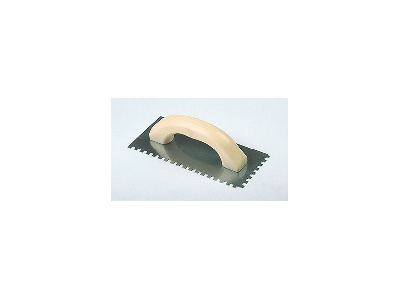 FORTE Economy Notched Trowel