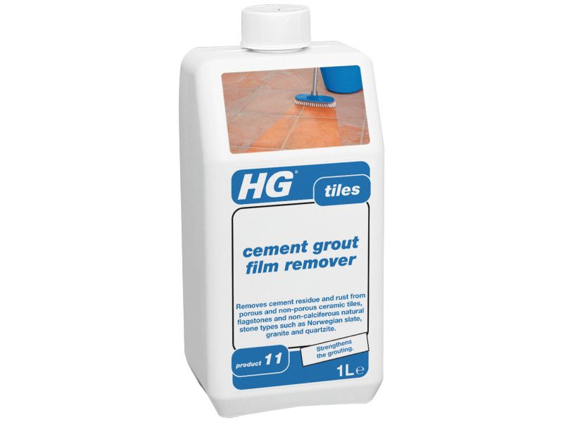 HG Cement & Grout Film Remover