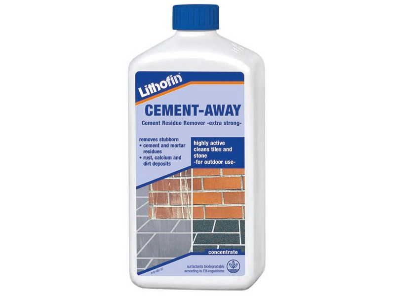 Lithofin Cement – Away