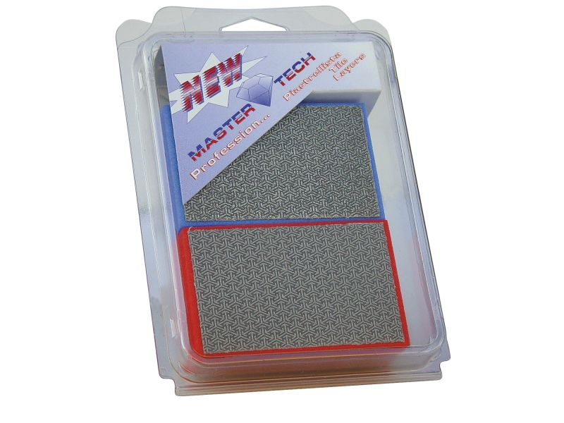 MONTOLIT Mastertech Diamond Hand Pads