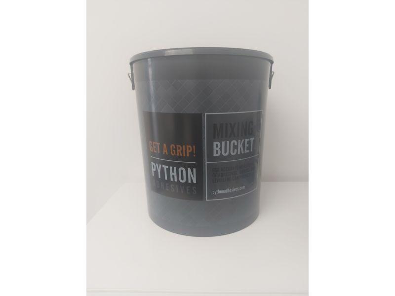 Python Adhesive Mixing Bucket