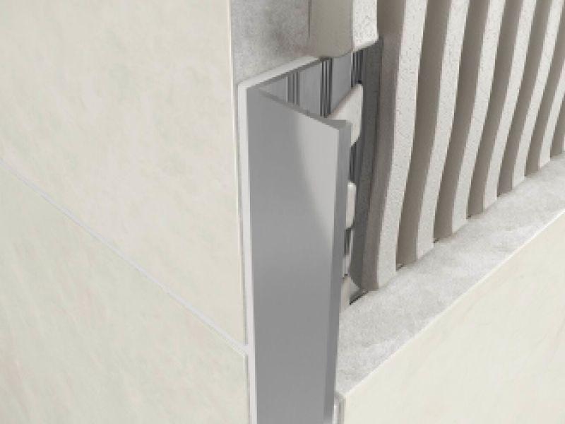Atrim Aluminium Straight Edge 2.5m