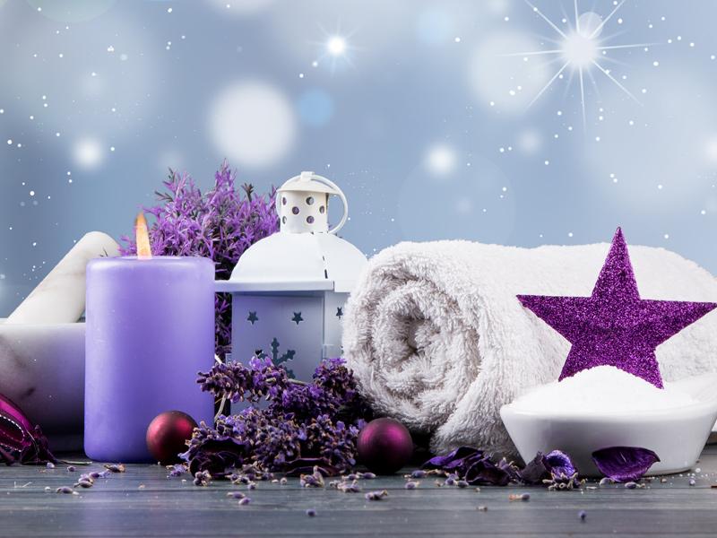 Create a festive feel in your bathroom this Christmas
